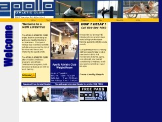 Apollo Athletic Club, 3600 Townline Rd , BC, Abbotsford