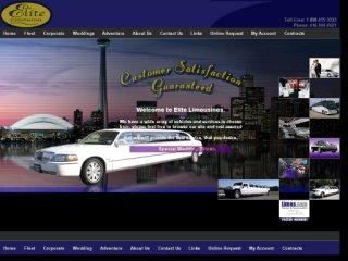 Elite Limousines Worldwide Inc. , ON, Toronto
