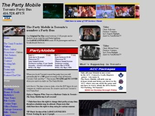 Thepartymobile.com, 402-300 Manitoba Street , ON, Toronto