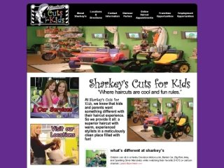 Sharkey's Cuts for Kids, 2273 Rymal Road East , ON, Stoney Creek
