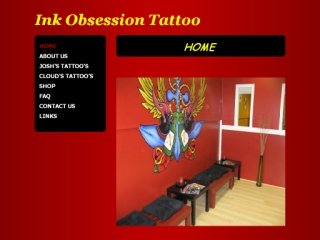Ink Obsession tattoo, 98 Queen st south , ON, Kitchener