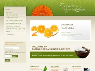 Essence Organic Hair &amp; Day Spa, Hotel Saskatchewan , 2125 Victoria Ave., SK, Regina