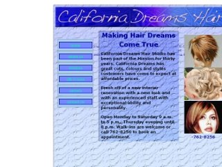 California Dreams Hair Studio, 3151 Lakeshore Rd #10 , BC, Kelowna