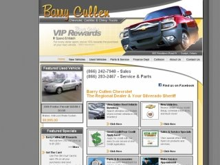 Barry Cullen Chevrolet Cadillac Ltd, 905 Woodlawn Rd West , ON, Guelph