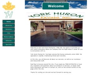 York Huron Paving Inc., 34 Mazzone Drive , ON, Toronto