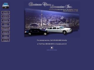 Business Class Limos, 3-1750 The Queensway , # 311 Etobicoke, ON, Etobicoke