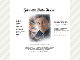 Grenville Pinto Violinist, 115 Omni Drive , Unit 1907, ON, Scarborough