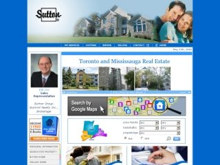 Bill Orr - Sutton Group - Summit Realty Inc., Brokerage, 1100 Burnhamthorpe Rd. W. , Unit #27, ON, Mississauga
