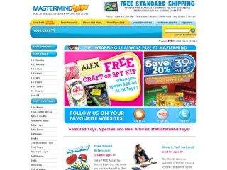 Mastermind Toys, 3350 Yonge Street , ON, Toronto