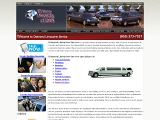 Diamond Limousine Service, 22 Metropolitan Road , ON, Toronto