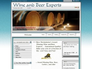Dee's Fine Winemaking &amp; Beer making, 812 20th St , BC, New Westminster