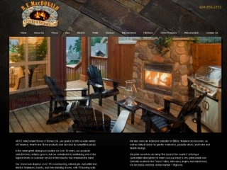 R.E. MacDonald Fireplaces, Stoves and Stones, 3711 248 Street , BC, Aldergrove