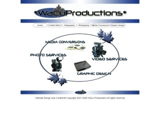 WaCu Productions, 75 McMillan Drive , ON, Oshawa