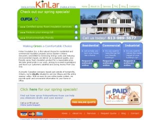 KinLar Insulation , ON, Kemptville