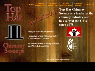 Top Hat Chimney Sweeps , ON, Toronto
