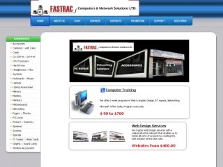 Fastrac Computers & Network Solutions Ltd., 1187 Bloor St. West , ON, Toronto