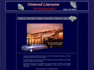 Diamond Limousine Service, PO BOX 4441 Vancouver MPO / Main Post Office , BC, Vancouver