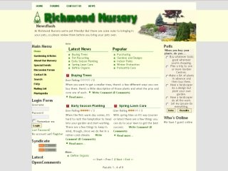 Richmond Nursery, 3440 Eagleson Rd , ON, Richmond