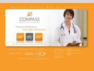 Compass Medical Centre, 200 Wellington Street W Metro Centre, Concourse Level , 205 - PO Box 162, ON, Toronto