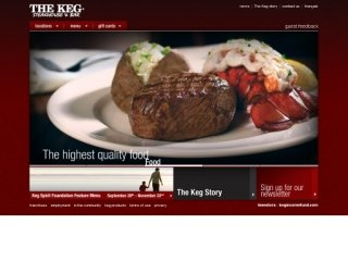 The Keg Steakhouse & Bar, 515 Jarvis Street , ON, Toronto