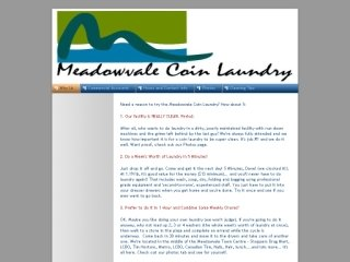 Meadowvale Coin Laundry, 6675 Meadowvale Town Centre Cir. , ON, Mississauga