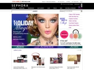 Sephora-Eaton's Center, 220 Yonge Street. , ON, Toronto
