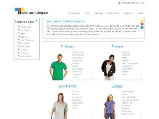 T-shirtprinting.ca, 4141 Lougheed Hwy , BC, Burnaby