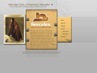 Hercules Furs Ltd., 350 Mayor Street , (Corner of Bleury, 1 Block from Place-des-Arts Metro), QC, Montréal
