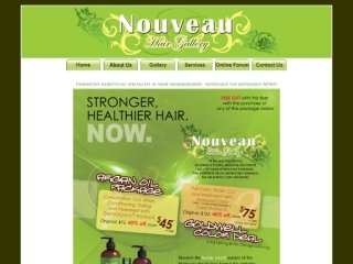 Nouveau Hair Gallery, 201 Huntington Park Drive , 1, ON, Thornhill