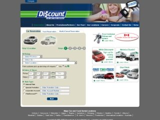 Discount Car & Truck Rentals, 7707 Kingsway #B , BC, Burnaby