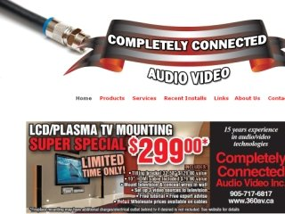 Completely Connected Audio Video, 118 Eagle Street , ON, Newmarket