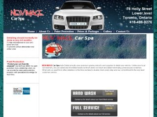 New Image Car Spa, 78 Holly St #Pl2 , ON, Toronto
