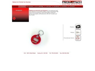 Promotech Custom Imprinting,  3072 192nd Street , #10, BC, Surrey