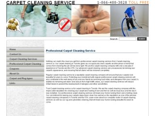 Carpet Cleaning Service, Toronto & GTA , ON, Toronto