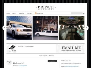 Prince Limousine, 680 Kipling Avenue , By Appointment Only, ON, Etobicoke