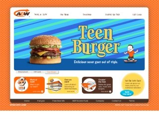 A &amp; W Restaurant, 4567 Lougheed Hwy , BC, Burnaby