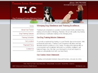 Training Loyal Companions, 453 Pembina Hwy , MB, Winnipeg