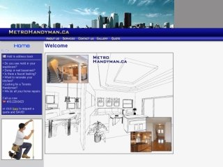 MetroHandyman, 30 fontenay cr , ON, Etobicoke