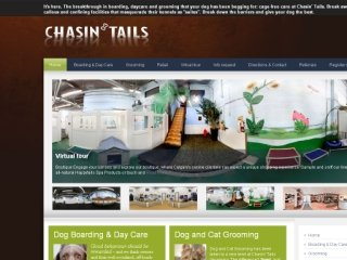 Chasin' Tails Dog Care Center, 416 Meridian Rd SE , A17, AB, Calgary