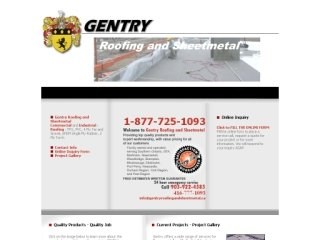 GENTRY CONTRACTING, 500 Wentworth St. Unit 9 , ON, Oshawa