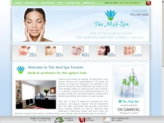 The Med Spa Toronto Laser Hair & Vein Removal, 173 Sheppard Avenue West , ON, Toronto