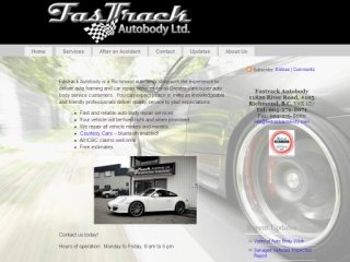 Fastrack Autobody Ltd., 11820 River Road , #105 , BC, Richmond