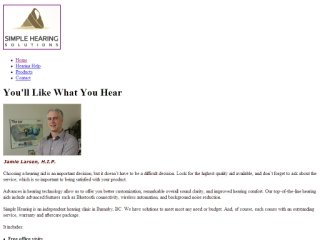 Simple Hearing Solutions, 7885 6th Street , Suite #108, BC, Burnaby