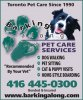 Barking Along Pet Care Services logo