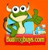 Bullfrogbuys.com logo