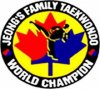 Jeong's Family Tae-Kwon-DO logo