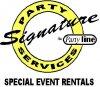Signature Party Services. logo