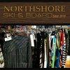 North Shore Ski & Board Logo