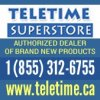Teletime T V Audio Superstore logo