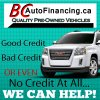 BC Auto Financing & Bad Credit Car Loans logo